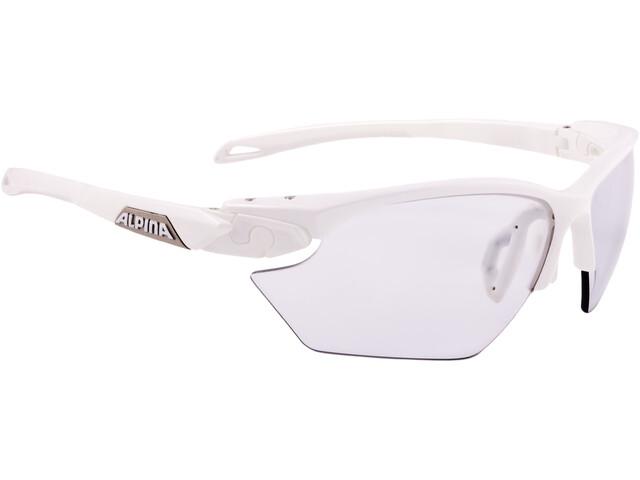 Alpina Twist Five HR S VL+ Glasses white